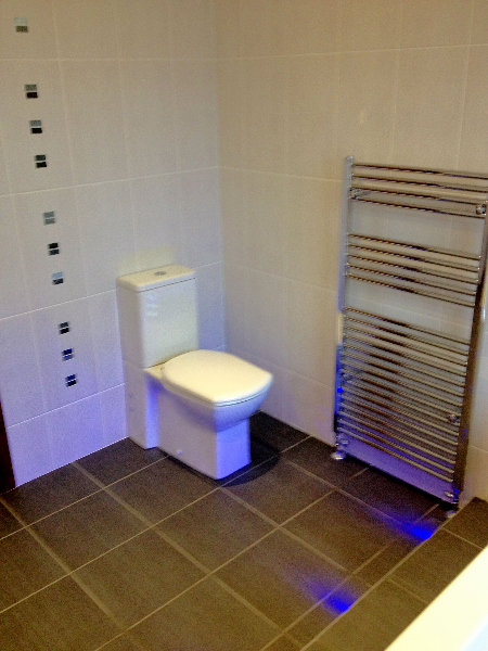 Glasgow bathroom designer